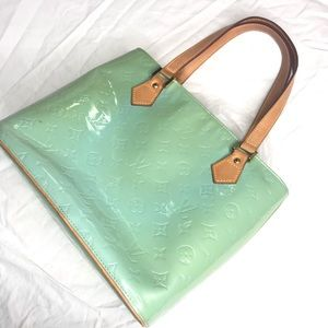 Louis Vuitton Vernis Huston Tote